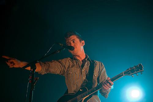 Dua Lipa covers Arctic Monkeys