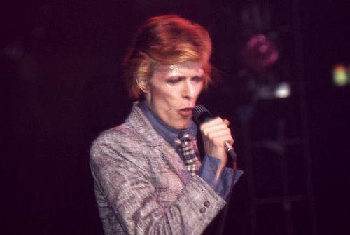 David Bowie releasing unreleased music...