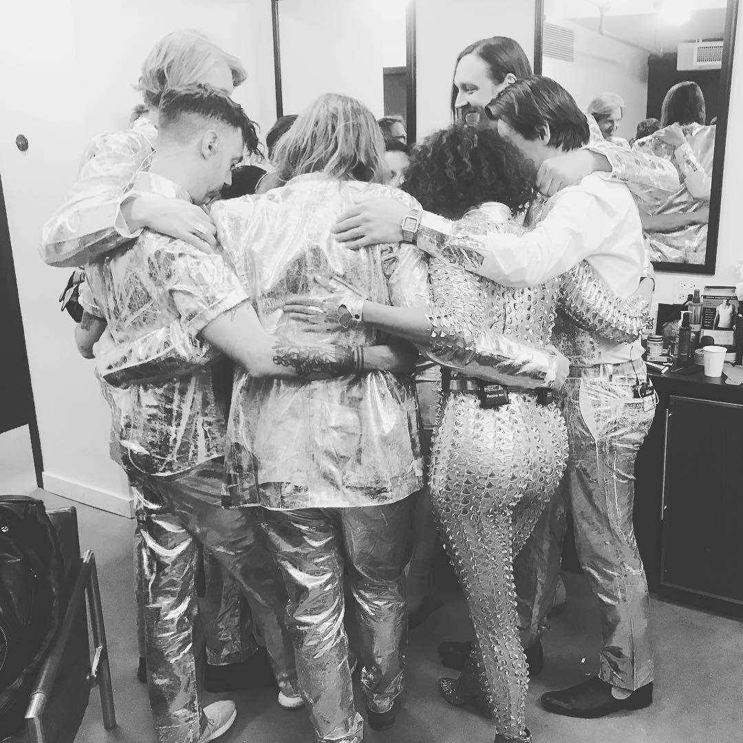 Arcade Fire on SNL & Heading to Vancouver for JUNOS