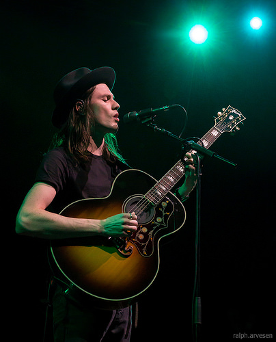 James Bay Check This Out Monday