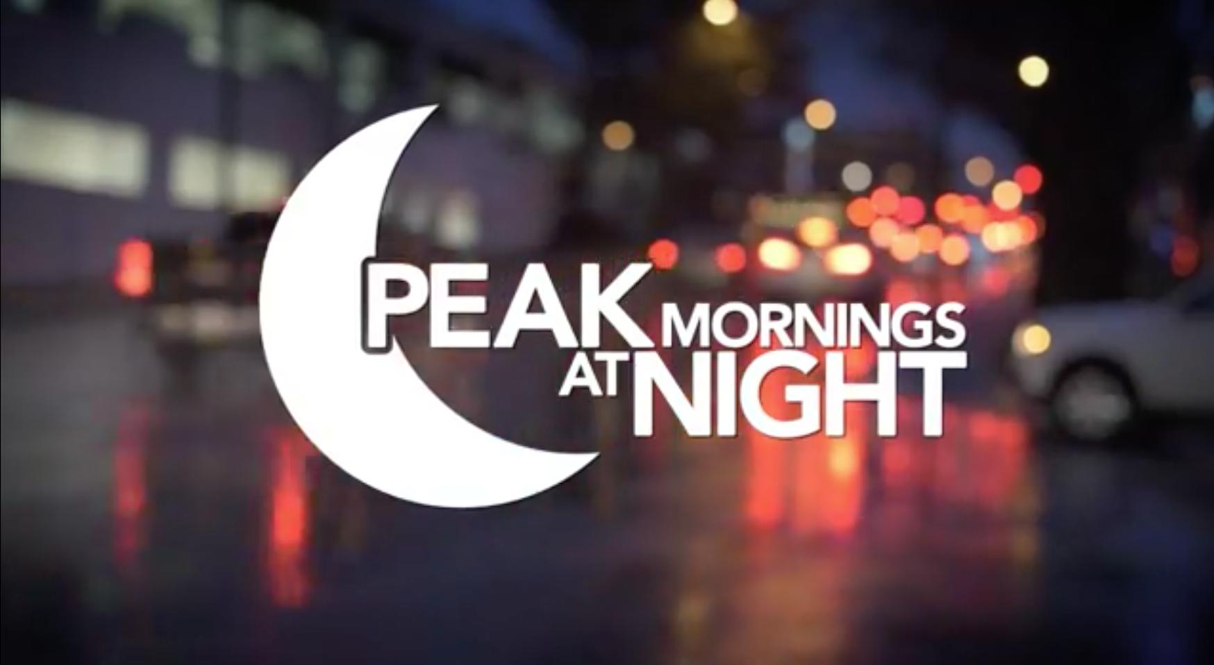PEAK Mornings At Night - Episode 5