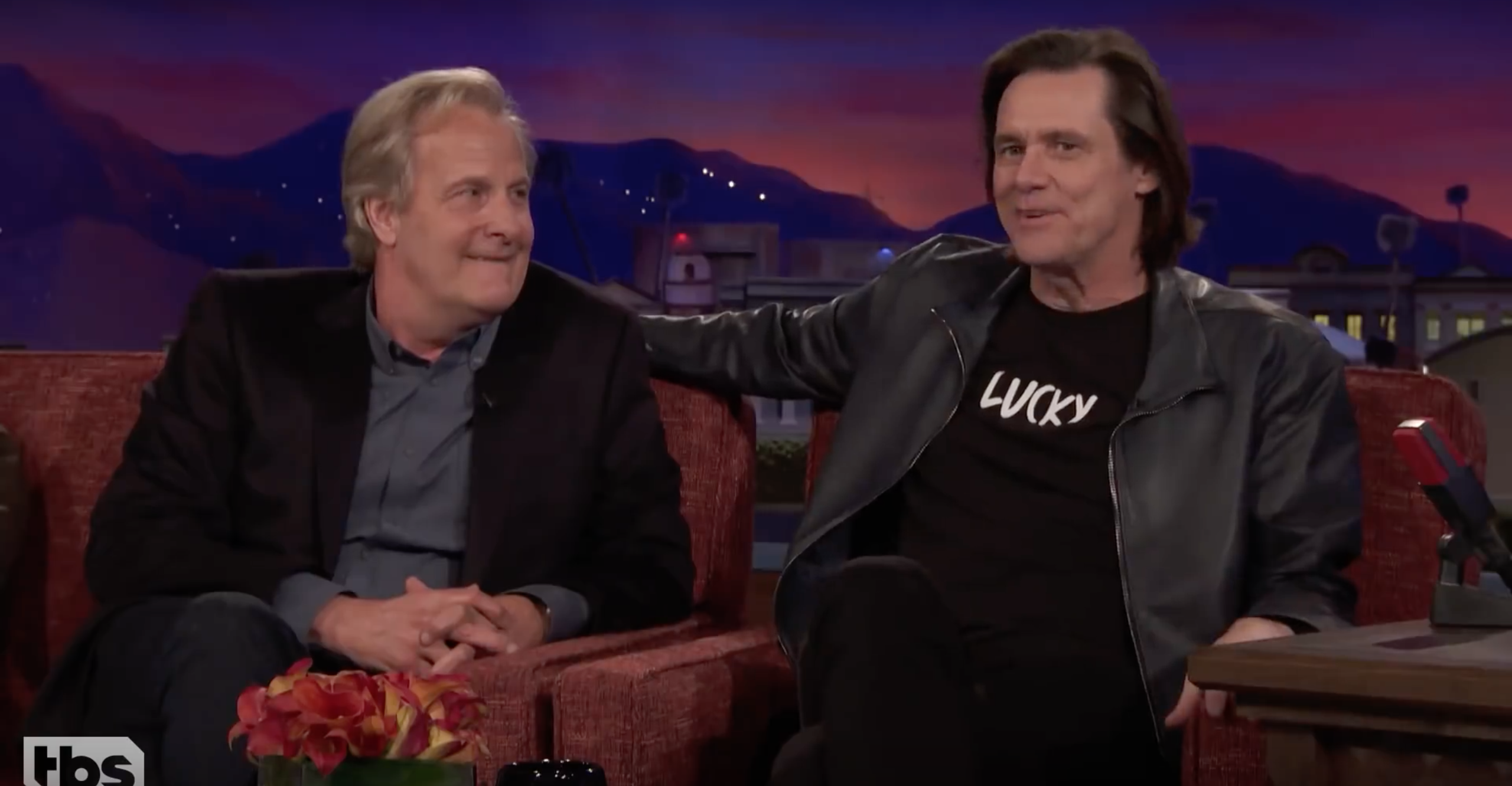 Dumb And Dumber Reunion On Conan
