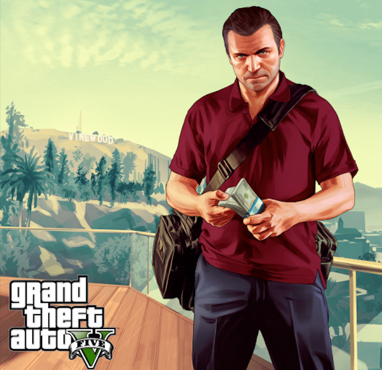 'Grand Theft Auto 5' Is Now the Most Profitable Media Release of All Time