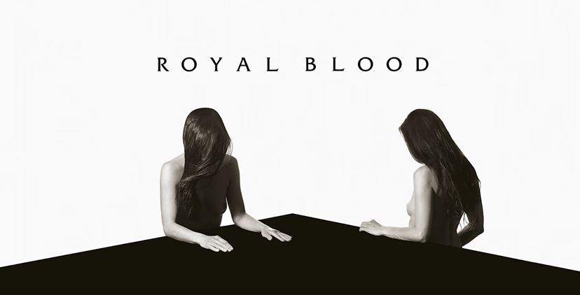 "LISTEN: Royal Blood's ""Hole In Your Heart"""