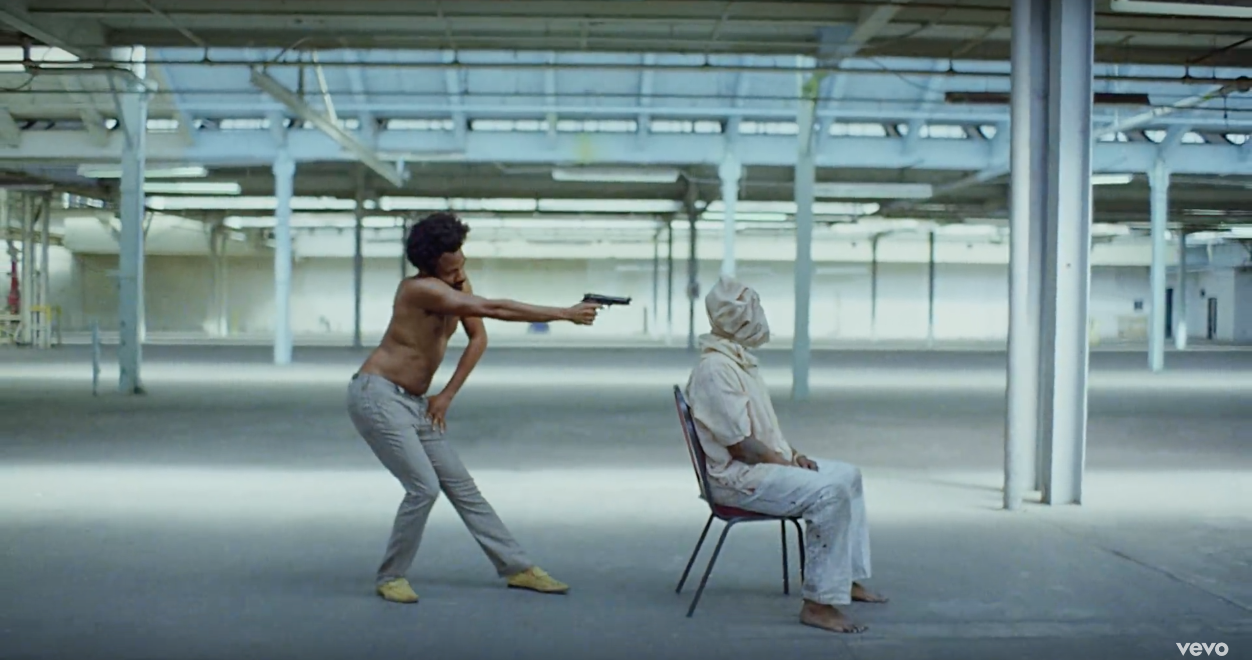 """Childish Gambino Releases New Video For """"This Is America"""""""