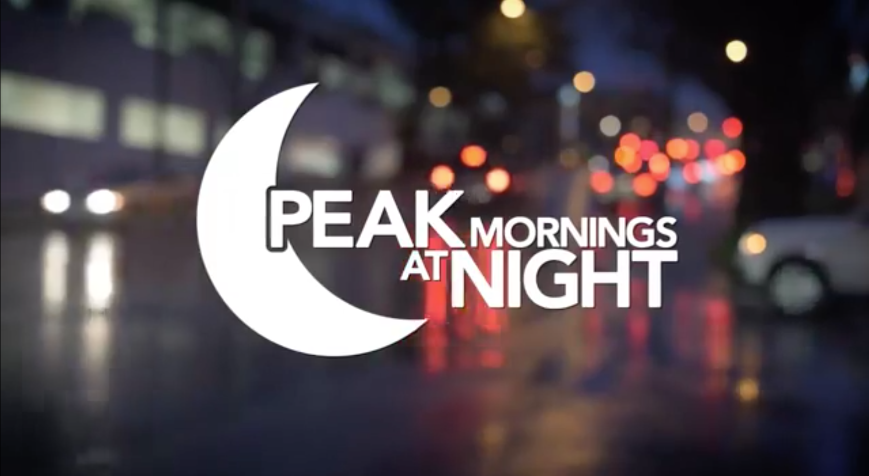 PEAK Mornings At Night - Episode 7