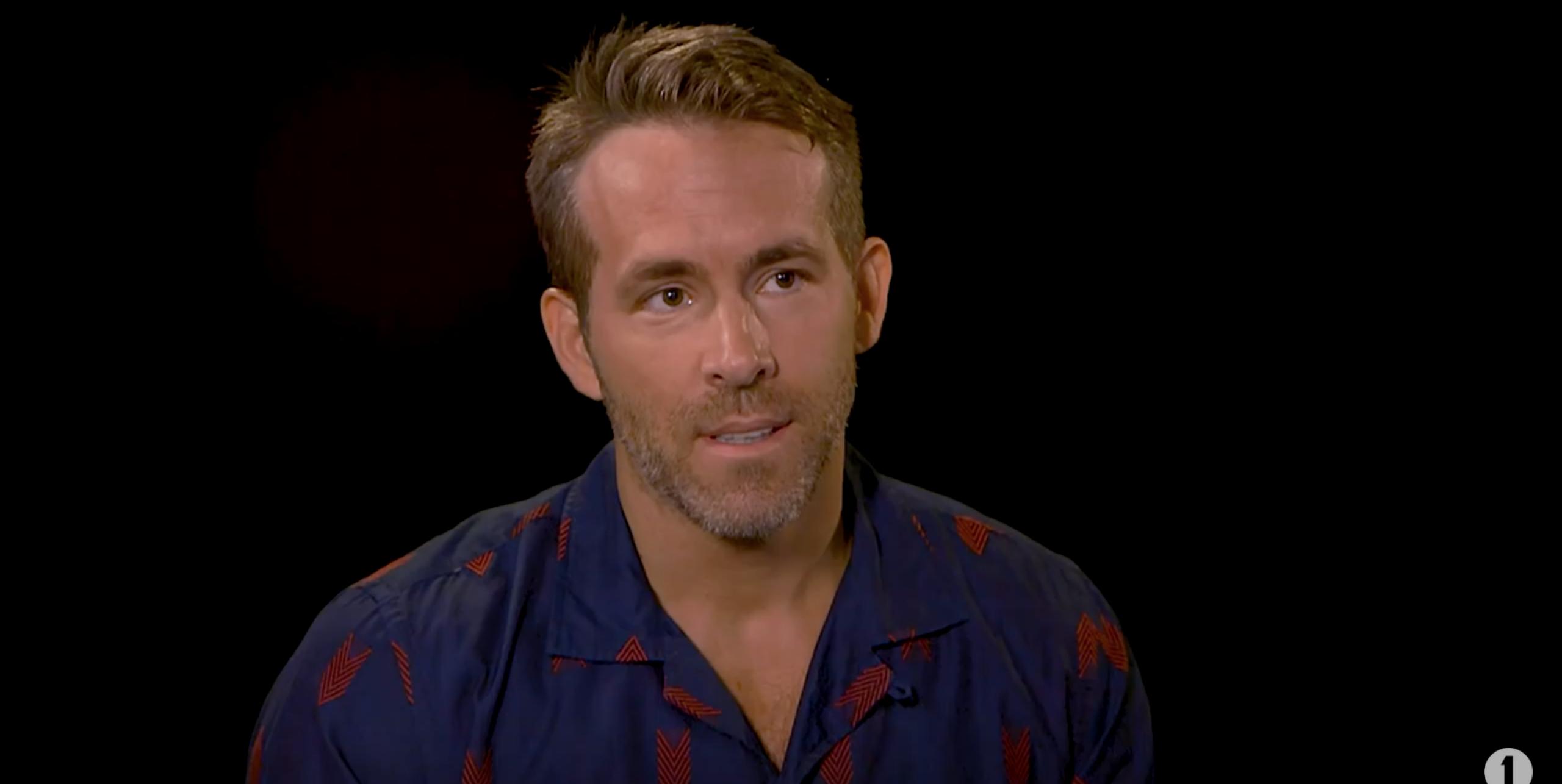 Ryan Reynolds & Josh Brolin Insult Each Other