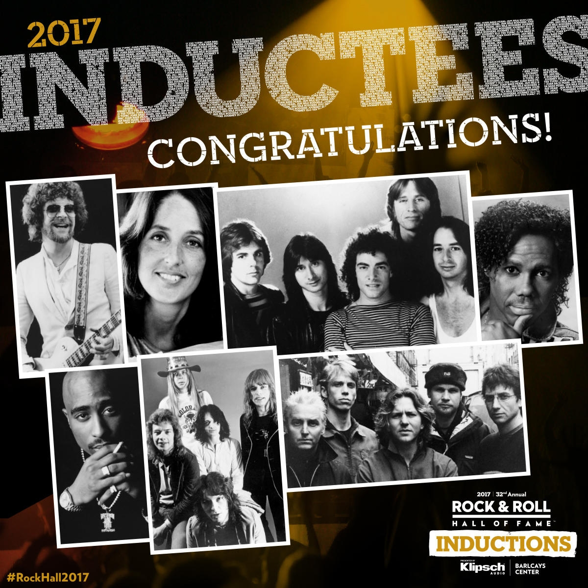 Rush and Neil Young among Rock and Roll Hall of Fame inductors