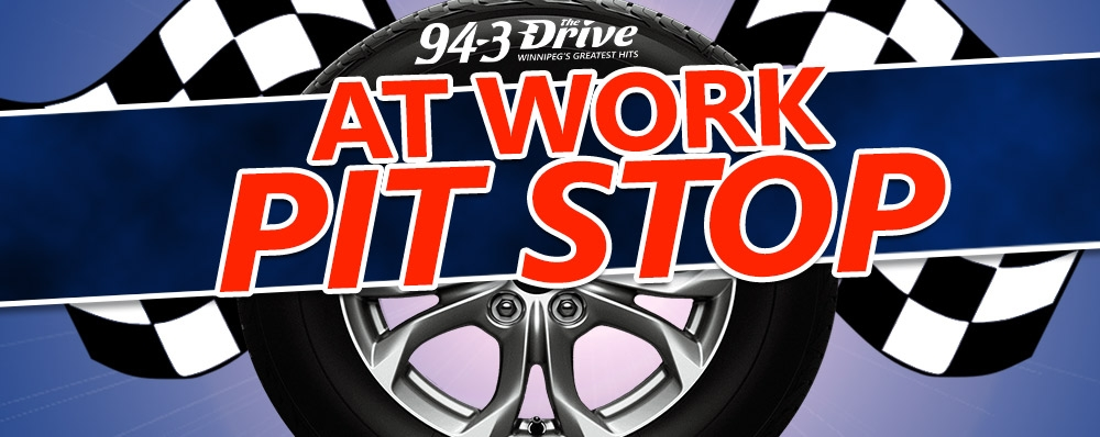 Win an office visit from 94.3 The Drive!