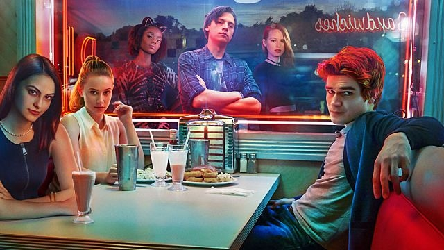 Just so you know, there's a live action ARCHIE show on Netflix