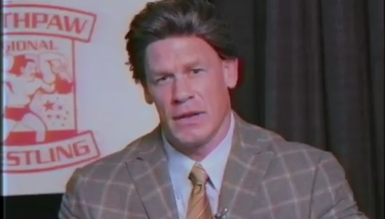 WWE wrestlers parody 1970's regional wrestling