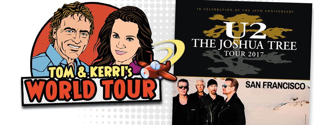 See U2 LIVE in San Francisco!