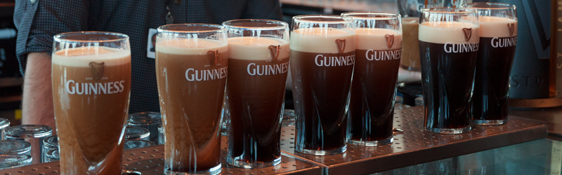 Guinness Is Great! Pour the PERFECT PINT!