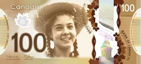 Anne Of Green Gables Photoshopped? Sad But True!