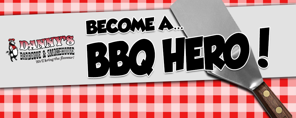 Win a DIY BBQ Package from Danny's Whole Hog!