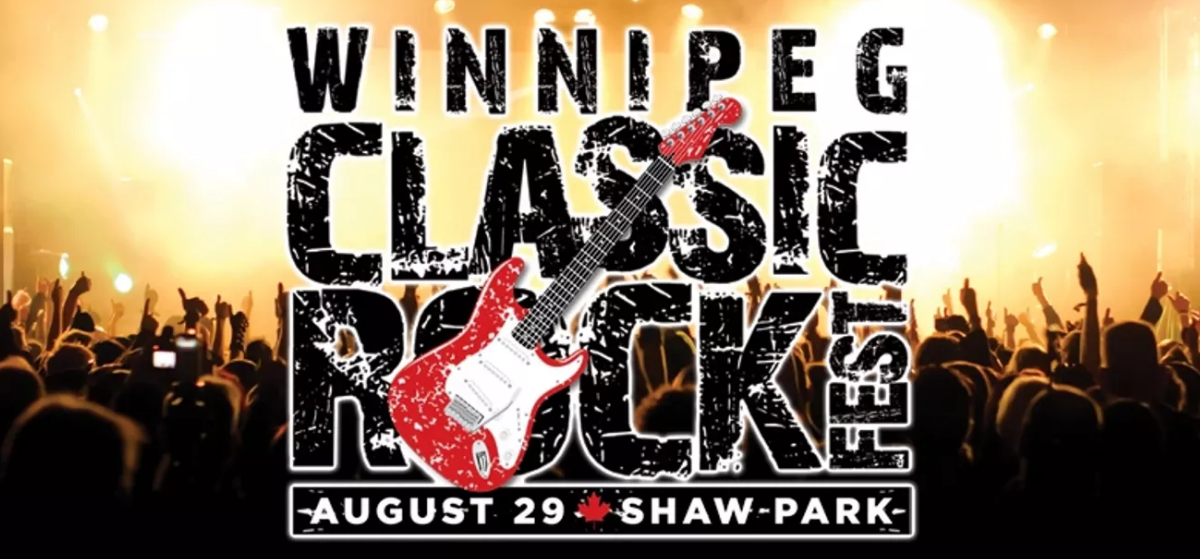 Winnipeg Classic RockFest Song of the Day!