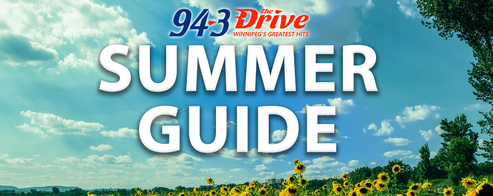 Check out The Drive Summer Guide & Win!