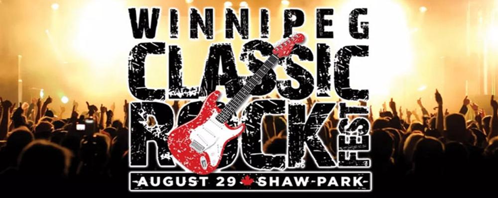 Win Tickets to the Winnipeg Classic RockFest!