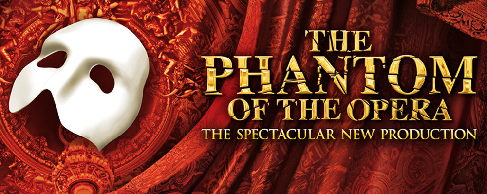 Win Tickets to see The Phantom of the Opera!