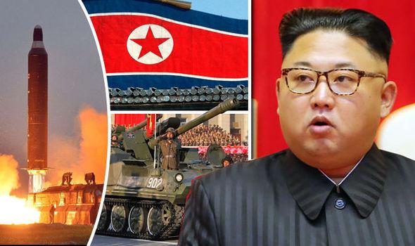 Congratulations North Korea!