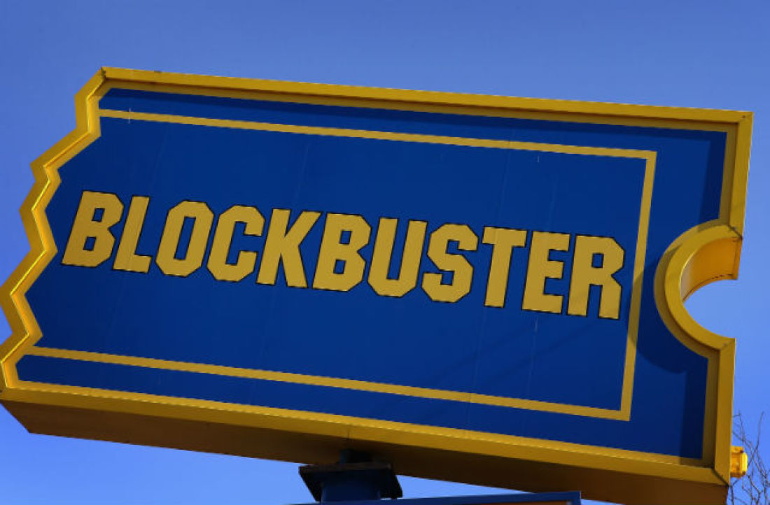 There's a Blockbuster Video in Alaska...and it's a tourist attraction