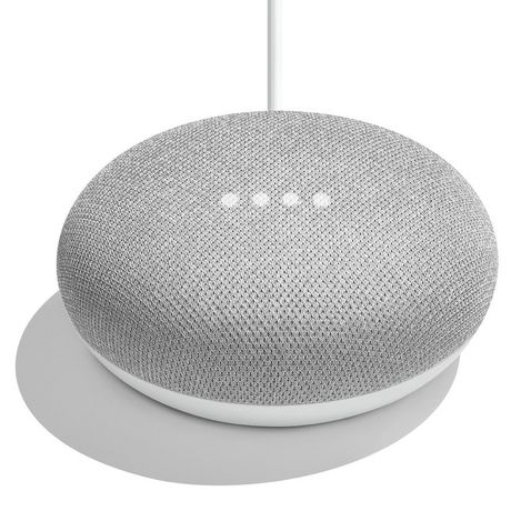 Grandma learns how to use GOOGLE HOME.....and it's the BEST!