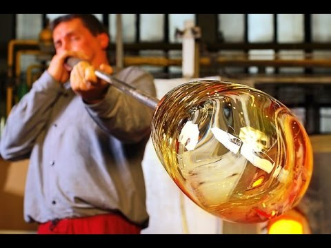 If you like ASMR....You might like this video as well.  A glass blowing good time....and MORE relaxing things!
