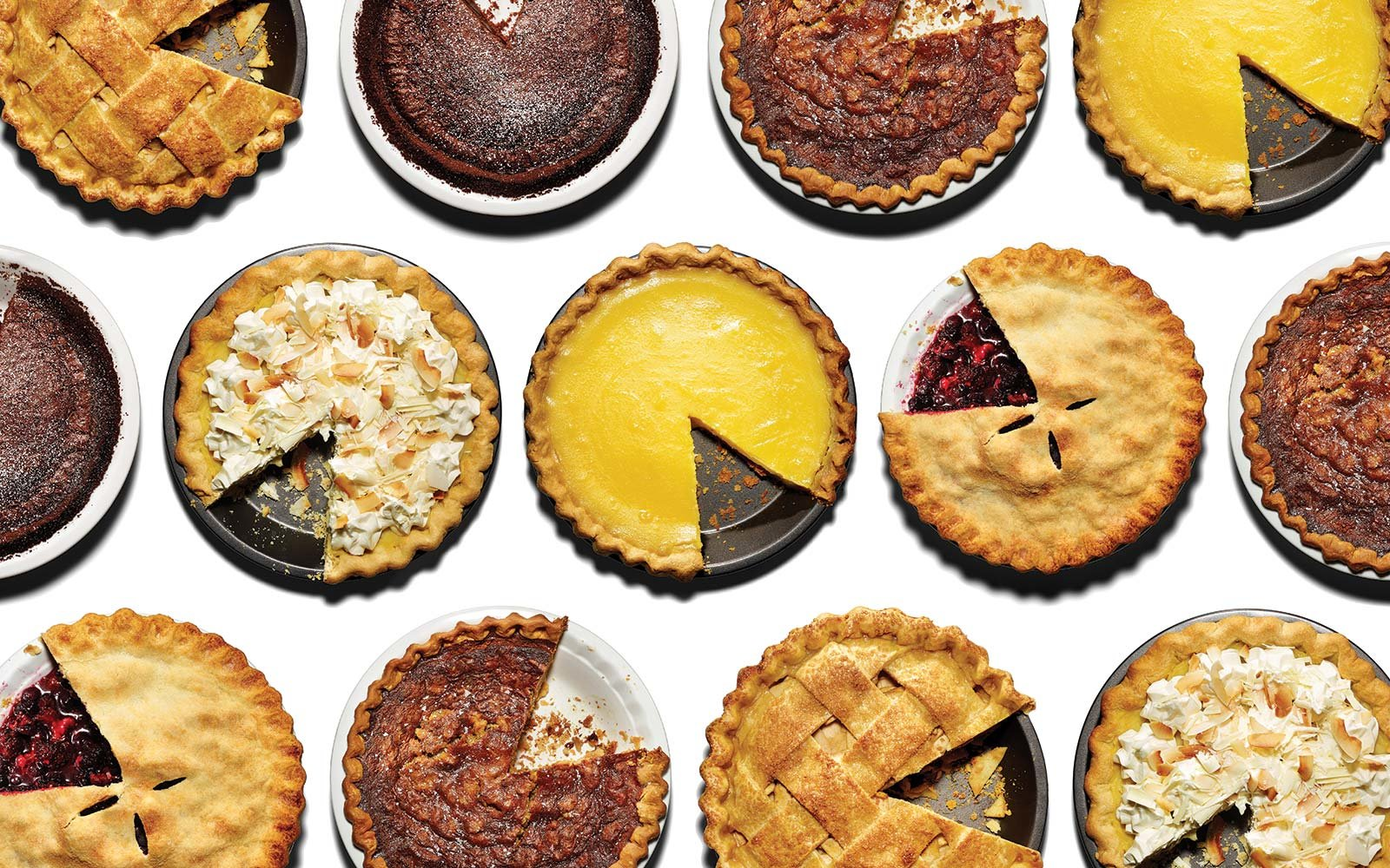 National Pie Day is Today. Here Are Some Pies To Stare At.