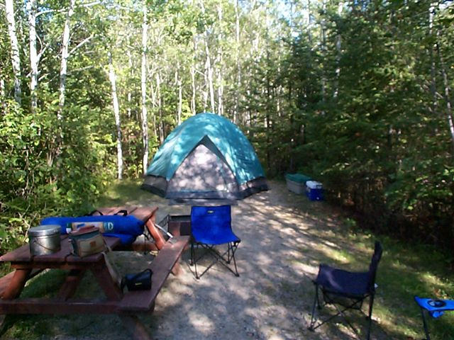 How To Book A Campsite In Manitoba 2018