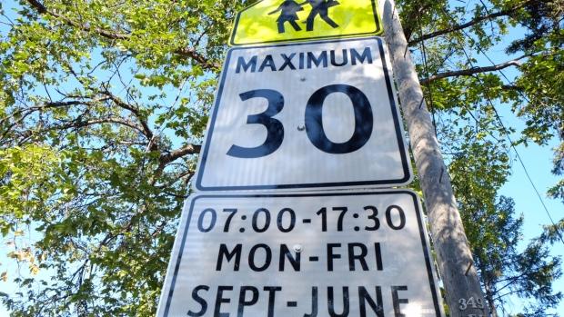 No break From School Zone Speed Limits