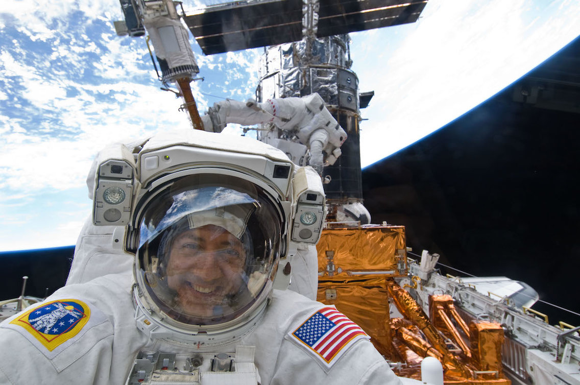 What thoughts go through an astronauts head while in space?