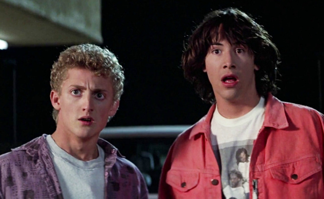 Bill & Ted are coming back to the big screen, and both original stars are signed on.
