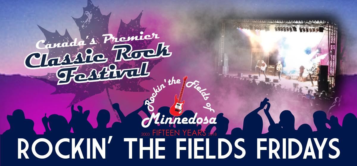 Rockin' the Fields Fridays