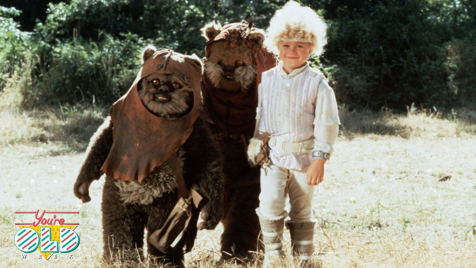 Remember EWOK movies made for TV?