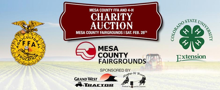 February 25th at the Fairgrounds
