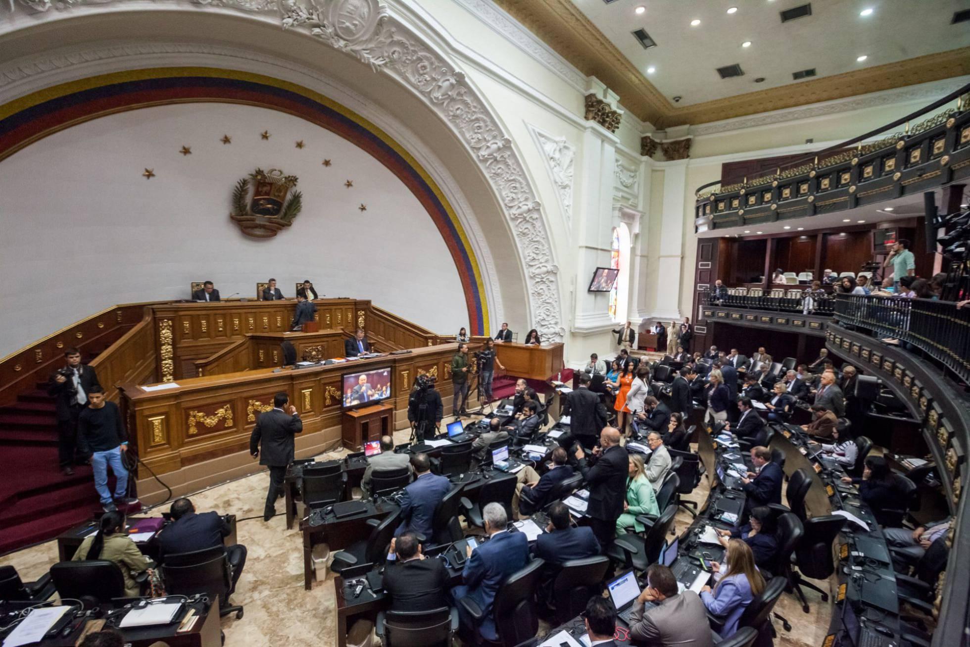 Golpe Institucional en Venezuela