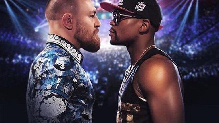 Reservan fecha para Mayweather-McGregor en Las Vegas