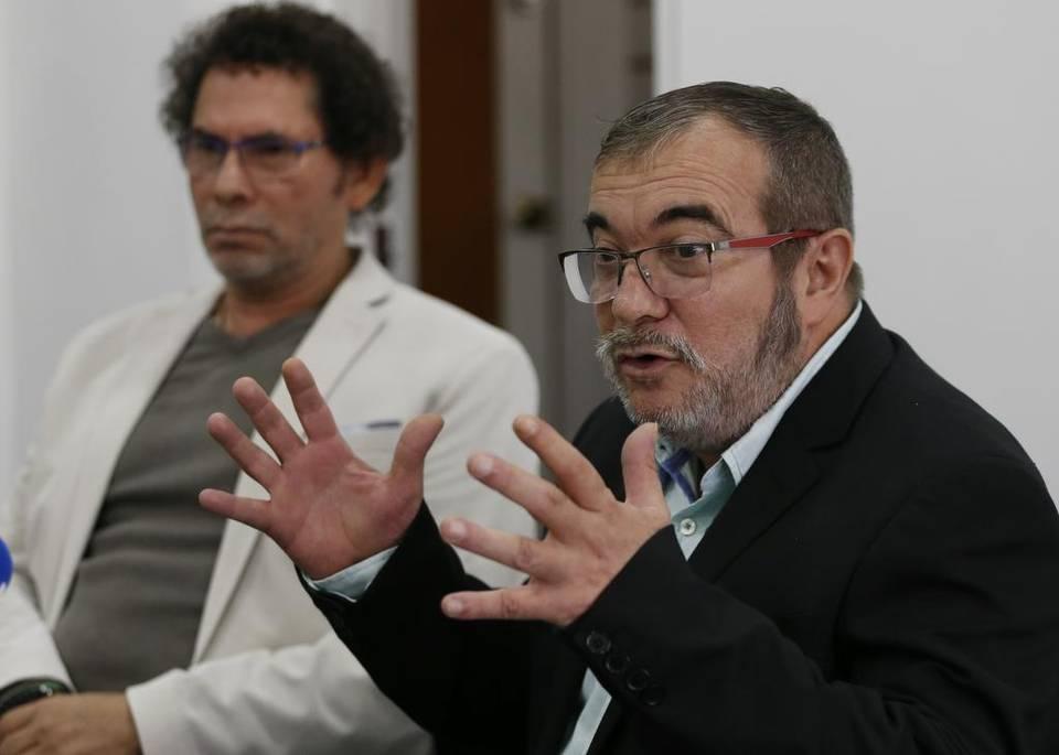 Terroristas de las FARC anuncian su apoyo a la dictadura venezolana