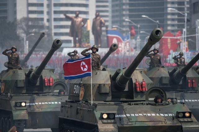 """Aumenta la tensión: Corea del Norte realiza un """"ejercicio de artillería a gran escala"""""""