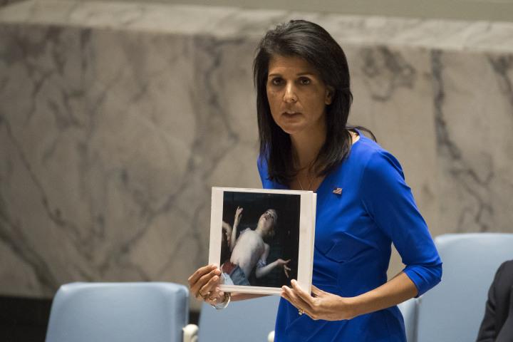 EEUU advierte a Bashar al Asad con nuevos ataques
