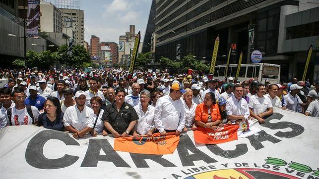 Dictadura venezolana destaca 'normalidad' que vive el país