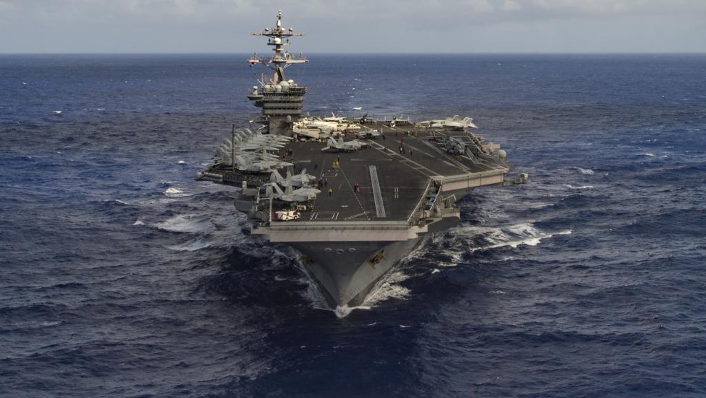 EEUU envía a la península coreana un portaaviones y su flota
