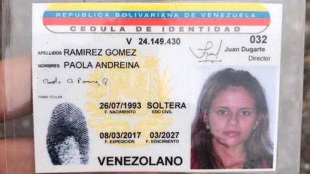 Segunda muerte en protestas venezolanas: Civiles armados defendiendo la dictadura asesinan a mujer de 23 años