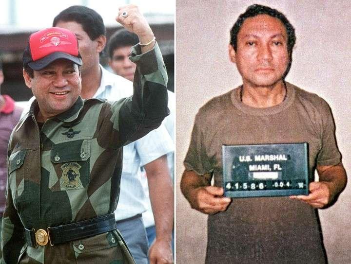 El dictador de Panamá Manuel Antonio Noriega muere a sus 83 años
