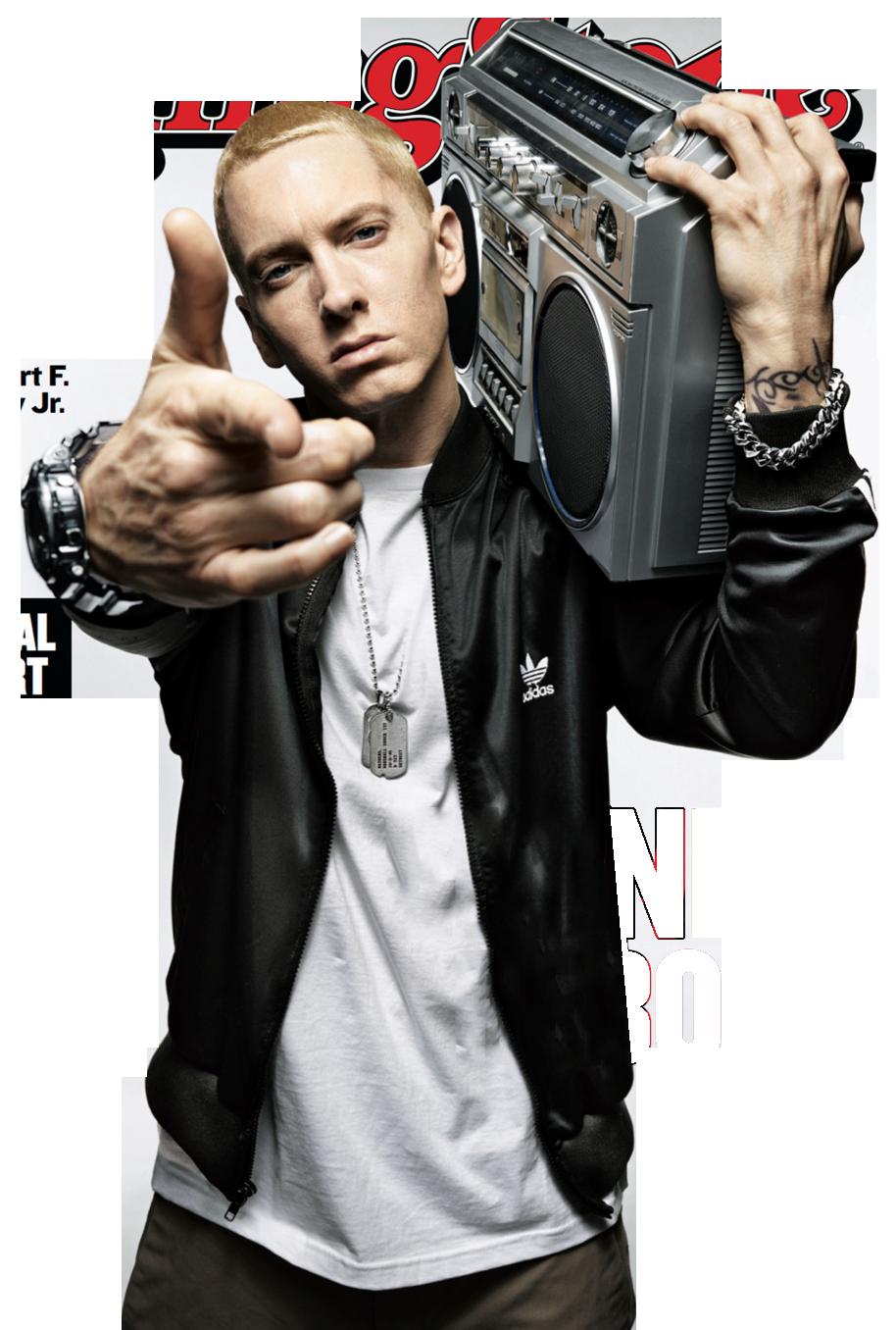 Comienza el juicio por la demanda de Eminem contra el gobernante Partido Nacional