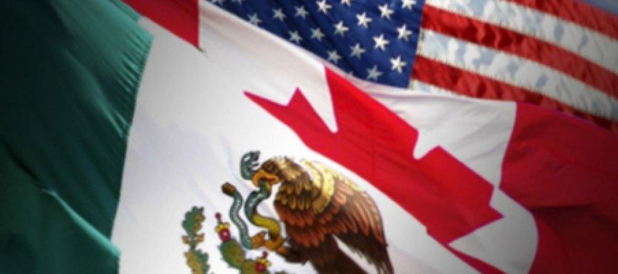 México y Canadá defienden un Tratado de Libre Comercio que Donald Trump amenaza con acabar