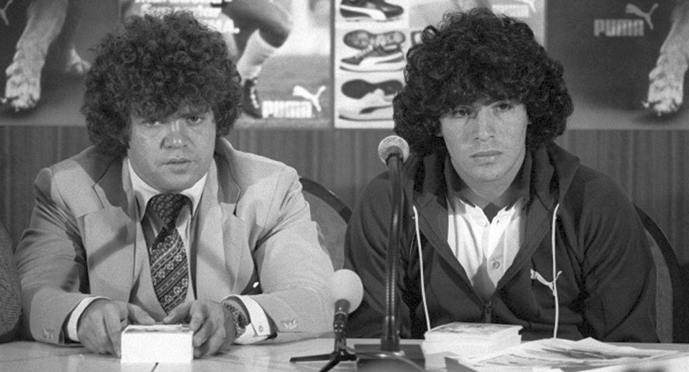 Muere Jorge Cyterszpiler el primer manager de Maradona y quien lo llevó al Barcelona