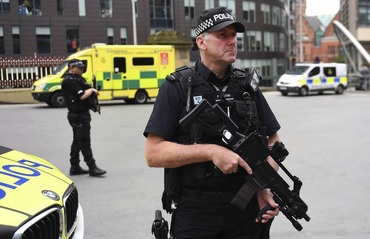 Tres hombres detenidos en Manchester en relación con el atentado