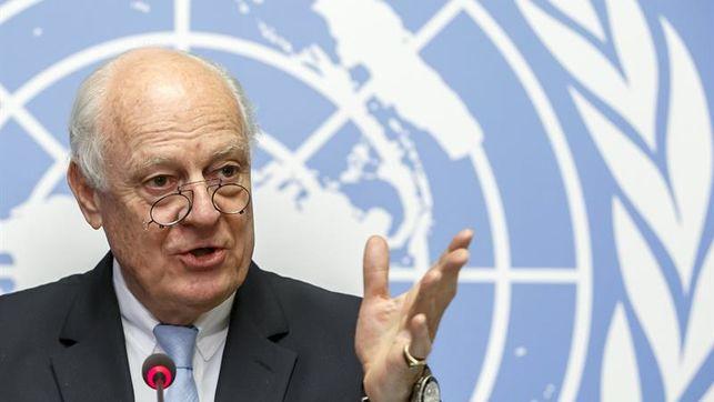 Nueva ronda de negociaciones de paz para Siria