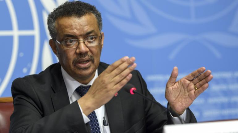 Recortes a la salud global son el primer gran desafío para el nuevo director de la OMS
